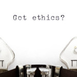 Typewriter Got Ethics