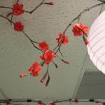 Pink lanterns square 1