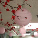 Pink lanterns square 2