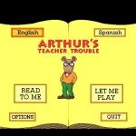 Arthur's Teacher Troubles