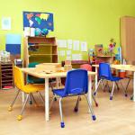 Kindergarten Preschool Classroom Interior