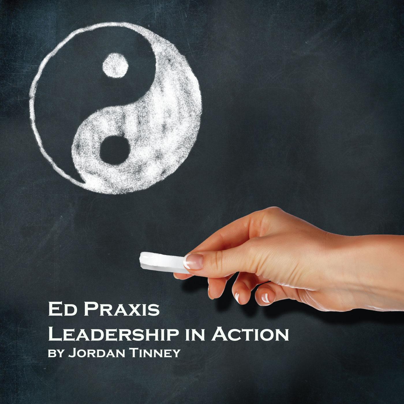 Leadership in Action by Jordan Tinney